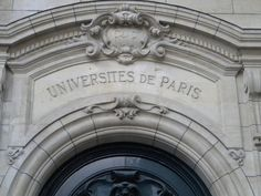 Sorbonne!