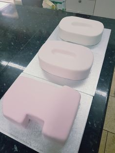 100th cake!! Birthday Cakes, Soap, Dishes, Birthday Cake, Tablewares, Flatware, Tableware, Cutlery, Donut Birthday Cakes