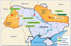 MOSCOW - The control over Ukraine's southeast is important for Kiev first of all because of the shale gas deposits, which Western countries should be developing, head of the State Duma's internatio...