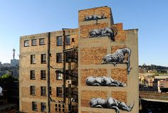 15 street-art engagés sur notre planète et son avenir