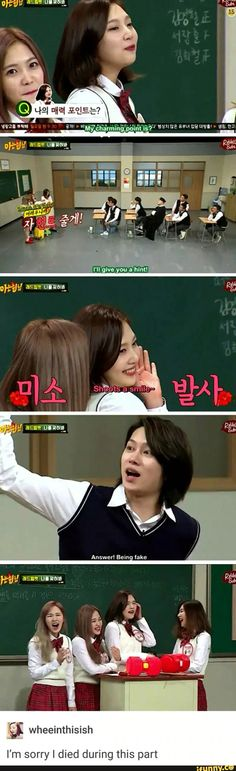 Heechul the diva,slaying