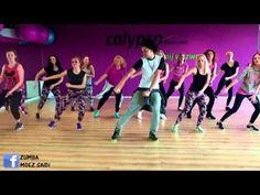 Sacudelo - Proyecto Uno | Merengue Zumba Fitness choreography by Moez Saidi