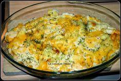 patatas gratinadas con quesos