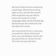 """""""Menikmati Akhir Pekan""""- M Aan Mansyur by mssyauqi"""
