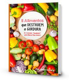 5 alimentos que destroem gordura pdf