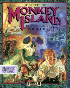 Monkey Island- search for the soundtrack to the original game- worth the effort- its amazing!