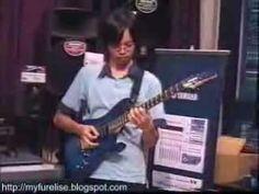 Gitaris Indonesia, Firman al Hakim