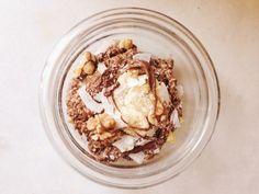 Chia Pudding de plátano | Banana Chia Pudding