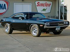 1971 Dodge Challenger I WILL have a muscle car to work on with Dylan. :)
