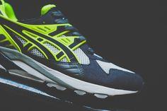 ASICS GEL KAYANO TRAINER (GREY/VOLT) | Sneaker Freaker