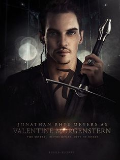 He's so hot! This guy always plays the villains so well! I NEED a poster of him!