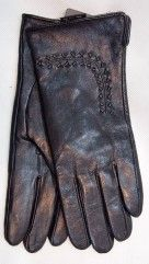 Rękawiczki damskie skórzane A041 S-2XL