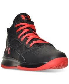 the latest 8dc97 e0e8b Under Armour Boys  Jet Mid Basketball Sneakers from Finish Line   Reviews - Finish  Line Athletic Shoes - Kids - Macy s