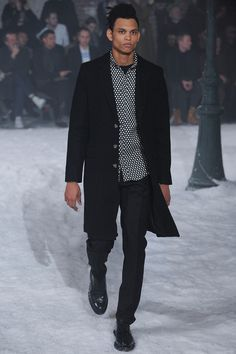 Ami | Fall 2014 Menswear Collection | Style.com