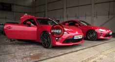Top Gear's 'Reasonably Fast Car' Is A Toyota GT86