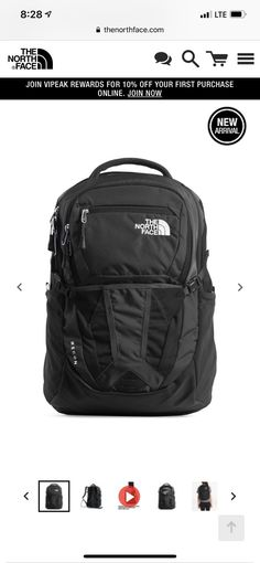 28e4d9dc2 934 Best The North Face Backpacks images in 2019