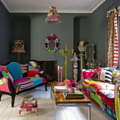 Eclectic Style ...