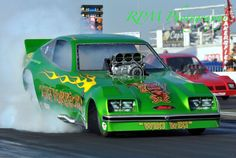 Funny car smoke show                                                                                                                                                                                 More