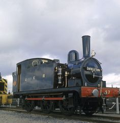 Great Eastern Locomotive, No 87