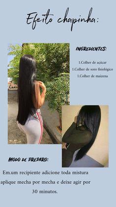 Hair Day, My Hair, Lola Hair, Hair Upstyles, Hydrate Hair, Body Hacks, Tips Belleza, Hair Care Tips, How To Make Hair