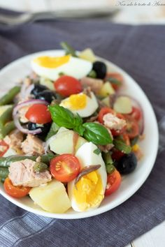Antipasto, Vegetarian Recipes, Cooking Recipes, Healthy Recipes, Comidas Lights, Best Italian Recipes, Fusion Food, Dinner Salads, Food Humor
