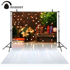 >> Click to Buy << Allenjoy photographic background Flower densely fuzzy points of light backdrops kids wedding Excluding bracket photocall 10x10ft #Affiliate