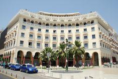 Electra Palace Hotel, Thessaloniki, Macedonia, Greece