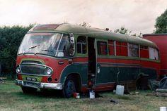 Glastonbury festival  1990: Travellers Field Tow Truck, Trucks, John Martyn, London Clubs, Gypsy Caravan, Motor Homes, Bus Coach, Busses, Caravans