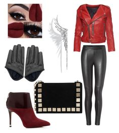 """""""just beat it"""" by kaye-viecelli on Polyvore featuring MICHAEL Michael Kors, Tomasini and Cristina Ortiz"""