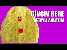 CİVCİV ÖRGÜ MODELİ YAPILIŞI - Detaylı Anlatım - YouTube