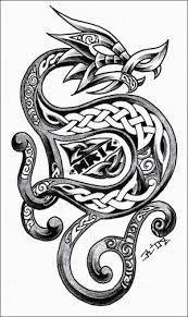 Bilderesultat for norwegian viking dragon
