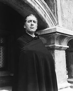 Classic Horror Christopher Lee