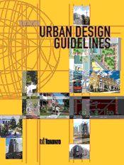 District urban design guidelines Toronto