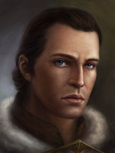 Sebastian Vael by DragonReine on DeviantArt