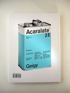 Corporate Diversity – Swiss Graphic Design and Advertising by Geigy 1940-1970