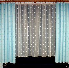 Harmónia 108 komplet | Záclony Alen Július Novák Curtains, Home Decor, Blinds, Decoration Home, Room Decor, Draping, Home Interior Design, Picture Window Treatments, Home Decoration