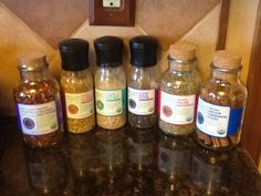 Organic Spices from BJs