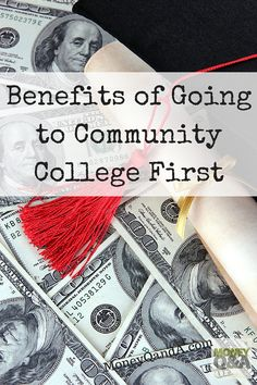 You may want to consider going to a community college first before earning your Bachelor's degree. Consider these when choosing between the two options.