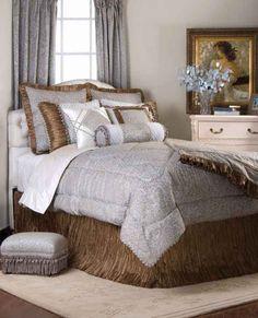 Luxury Master Bedroom Bedding
