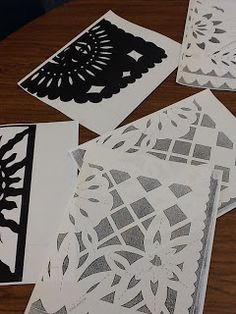 The Other Side of the Spanish Classroom: Papel Picado