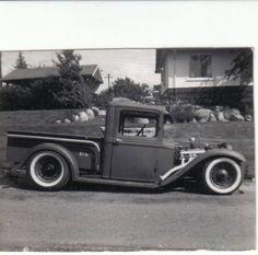 Rat Rods, Rat Rod Cars, Hot Rod Trucks, Big Trucks, Semi Trucks, Dodge Trucks, Pickup Trucks, Rat Rod Pickup, Traditional Hot Rod