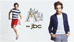 Mika for JBC