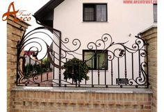 Iedera Salbatica Lux - Porti si Garduri din Fier Forjat ARCO TRUST Trust, Stairs, Home Decor, Stairway, Decoration Home, Staircases, Room Decor, Stairways, Interior Design