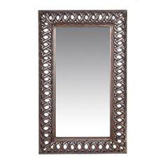 Espejo clásico plata decoración PU 153 cm IX50152 en Nuryba.com tu tienda de muebles y decoracion online