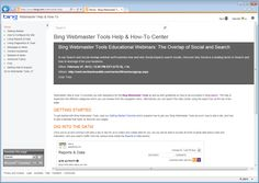 Read Josh Dreller's third last installment digging into Bing's Webmaster Tools, and learn about it's role in the SEO toolbox. #bing #seo