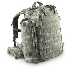 Military-style Modular Field Pack, Army Digital