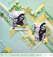 A Project by PaigeTaylorEvans from our Scrapbooking Gallery originally submitted 04/01/13 at 09:14 AM