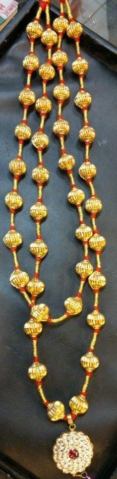 Jewellery Matar Mala