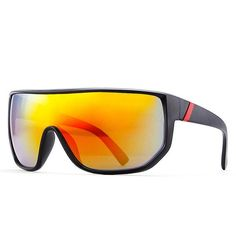 4b6a0ea8fd78 Windproof Sports Glasses Colorful Goggles For Men