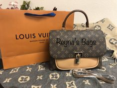 MARIGNAN M44286 The Marignan Messenger in Monogram canvas and grained leather is the quintessence of everything that makes Louis Vuitton bags the very definition of elegance. The on-trend colors will bring instantaneous modernity and freshness to any outfit. $299.00 Availability is limited. Monogram Canvas, Louis Vuitton Speedy Bag, Color Trends, Bring It On, Outfit, Colors, Leather, Bags, Fashion